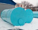 Вертикальные цилиндрические емкости 50000 литров