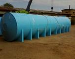 Накопительная емкость 20 м3 для питьевой воды