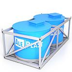 Кассета для перевозки воды 4500х2